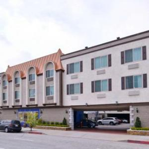 Best Western Airport Plaza Inn - Los Angeles LAX Airport Inglewood